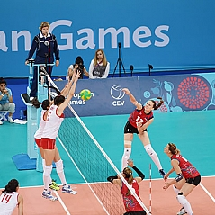 Baku 2015 – Volleyball